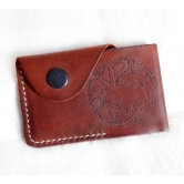 Card holder Fire and blood